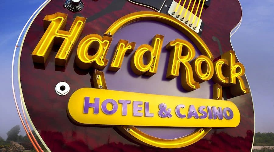 hard rock casino guitare